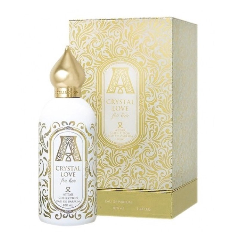 Attar Collection Crystal Love for her 100ml