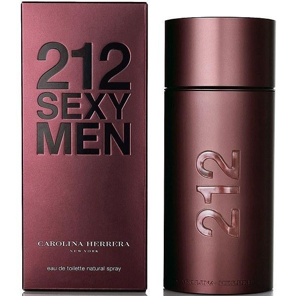 Carolina Herrera 212 Sexy men 100ml
