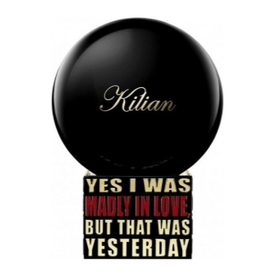 Kilian Yes i Was Madly In Love But that Was Yesterday 100ml