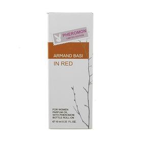 Парфюмерное масло с феромонами Armand Basi in Red 10ml