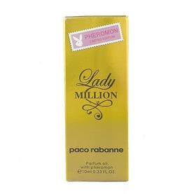 Парфюмерное масло с феромонам Paco Rabanne Lady Million 10ml