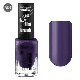 Butterfly Лак для ногтей Perfect 10мл №503 темно-фиолетовый