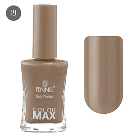 "Fennel ''Color Max"" Лак для ногтей 11мл №19"