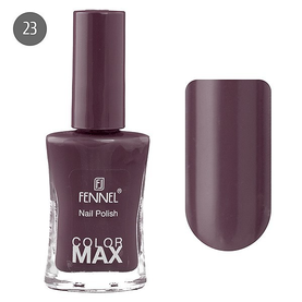 "Fennel ''Color Max"" Лак для ногтей 11мл №23"