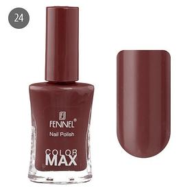 "Fennel ''Color Max"" Лак для ногтей 11мл №24"