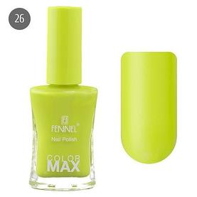 "Fennel ''Color Max"" Лак для ногтей 11мл №26"