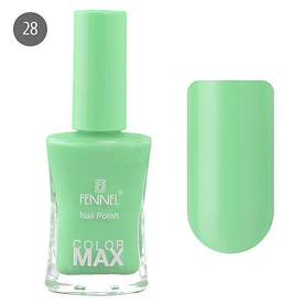 "Fennel ''Color Max"" Лак для ногтей 11мл №28"
