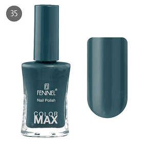 "Fennel ''Color Max"" Лак для ногтей 11мл №35"