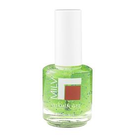 MILV Витаминный гель для роста ногтей (зеленый) 16мл