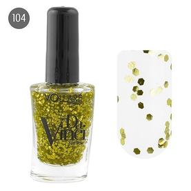 Vollare Лак для ногтей Da Vinci 11мл №104