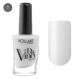 Vollare Лак для ногтей Da Vinci 11мл №001 матовый