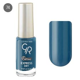 Лак для ногтей Golden Rose Express Dry №74 10мл