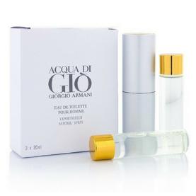 Парфюмерный набор Giorgio Armani Acqua Di Gio 3*20 ml