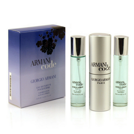 Giorgio Armani Armani Code 3*20ml (жен)