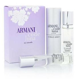 Парфюмерный набор Giorgio Armani Armani Code Luna eau Sensuelle 3*20