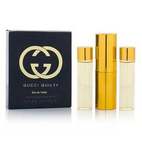 Парфюмерный набор Gucci Guilty 3*20 ml