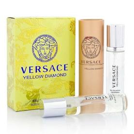 Парфюмерный набор Versace Yellow Diamond 3*20ml