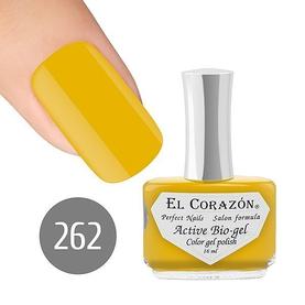 El Corazon Active bio-gel актив био-гель 16мл №262