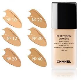 Тональный крем Chanel Perfection lumiere 12 Beige rose 30 ml