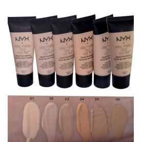 Тональный крем NYX Stay matte but not flat 30 ml №3