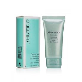 Пилинг Shiseido Green tea 80ml