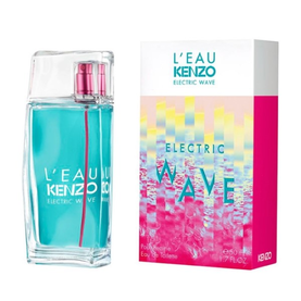Kenzo L'eau Kenzo Electric wave pour femme 100ml